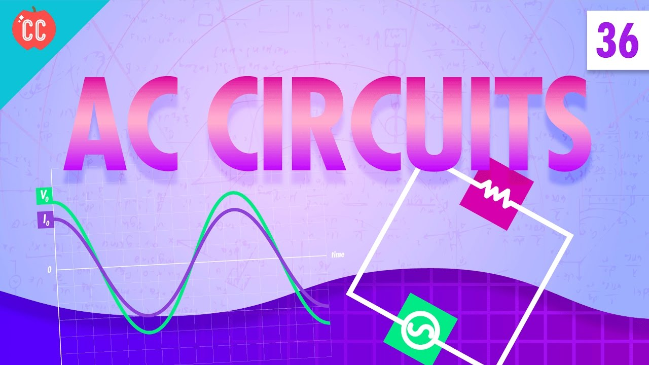 Ac Circuits Crash Course Physics 36 Youtube Simple For Kids To Make Hqdefaultjpg