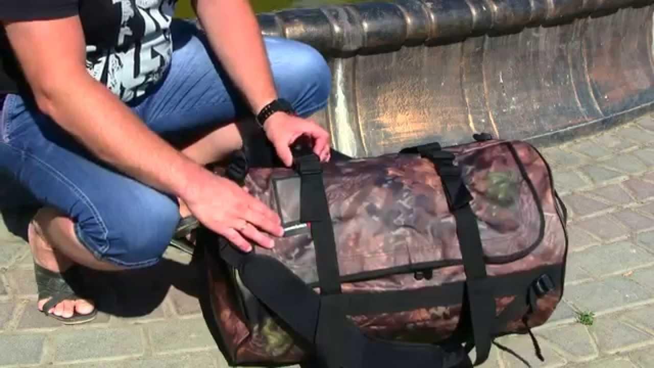 acf03b6146 Сумка дорожная Caribee Kokoda 65 Duffle Camo - YouTube