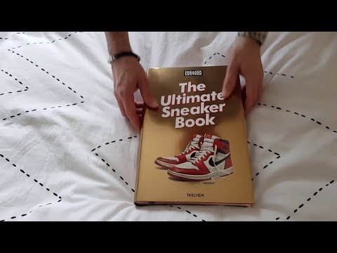THE ULTIMATE SNEAKERS BOOK UNBOXING.🇫🇷👟📖😉