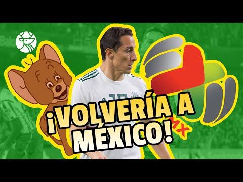 DE ÚLTIMA HORA | Andrés Guardado podría llegar a la Liga MX