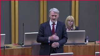 'Fire and Re-hire' - Plenary Questions to the Welsh Government Minister for the Economy