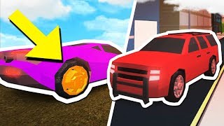 NEW SUV VEHICLE & RIMS IN JAILBREAK UPDATE!! (Roblox)