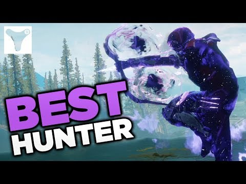 Destiny 2: THE BEST Hunter Class Setup - SECRET Abilities!