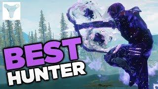 Destiny 2: THE BEST Hunter Class Setup - SECRET Abilities!