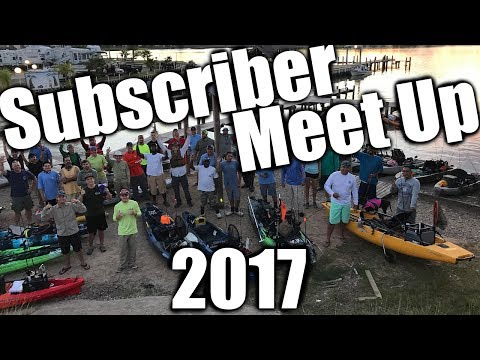 THANK YOU!! | Galveston Kayak Fishing Meet Up!
