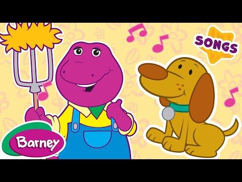 Barney - B-I-N-G-O (SONG)