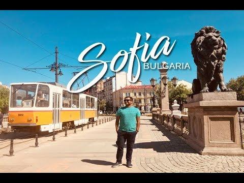 Sofia • Bulgaria | Travel Tales by iMz | Darasal - Atif Aslam | Raabta