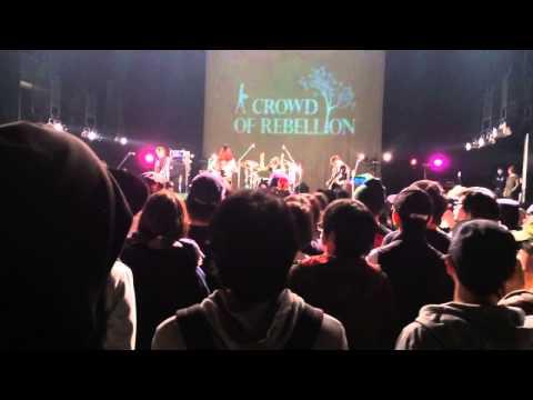 a crowd of rebellion - O.B.M.A