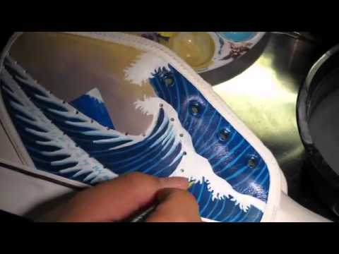 customizing nike shoes