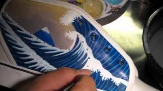 Custom Nike Shoe
