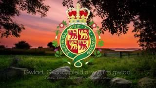 """Гимн Уэльса - """"Hen Wlad Fy Nhadau"""" (""""Страна моих предков"""") [Русский перевод / Eng subs]"""