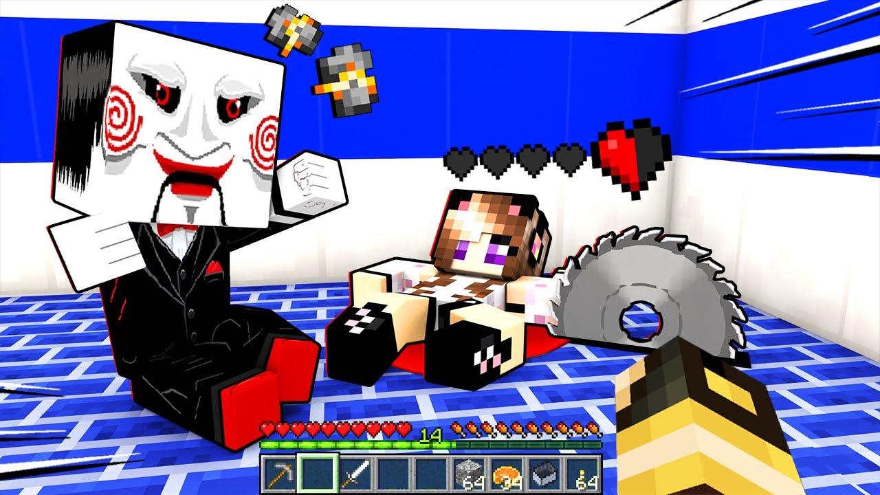 L'ENIGMISTA RAPISCE ANNA!! - Vita su Minecraft 2