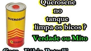 Limpeza de bicos com querosene  1/3 thumbnail