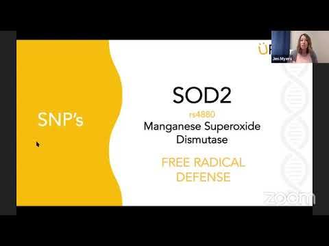 EPHX1 SOD2 GSTP1 Detoxification