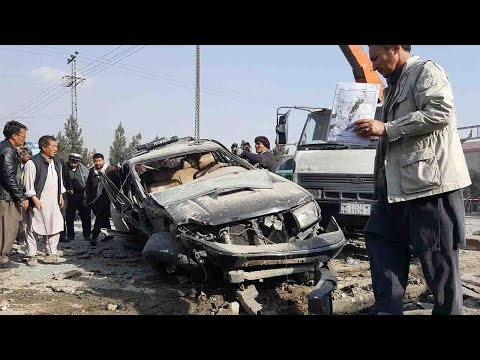 Latest Kabul attack follows blasts throughout 2016