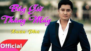 [Karaoke HD] Bây Giờ Tháng Mấy - Xuân Phú
