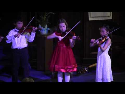 Sleeping Beauty Waltz - Junior Vyhovskyi Strings