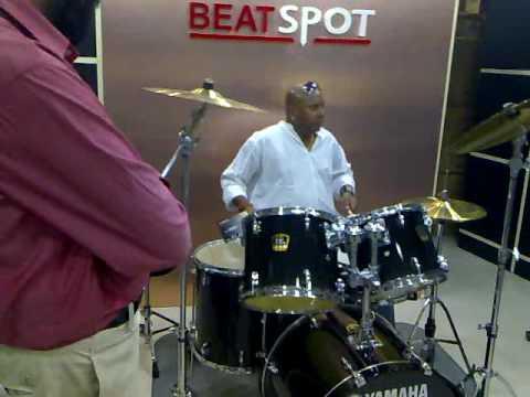 A.Shivamani at Yamaha Music Square Chandigarh