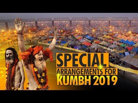 Prayagraj gears up to host the world's largest religious gathering-Kumbh Mela 2019
