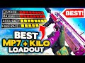 *NEW* BEST MP7 + KILO Loadout + Class Setup w/ Pink Tracers! Call of Duty Warzone