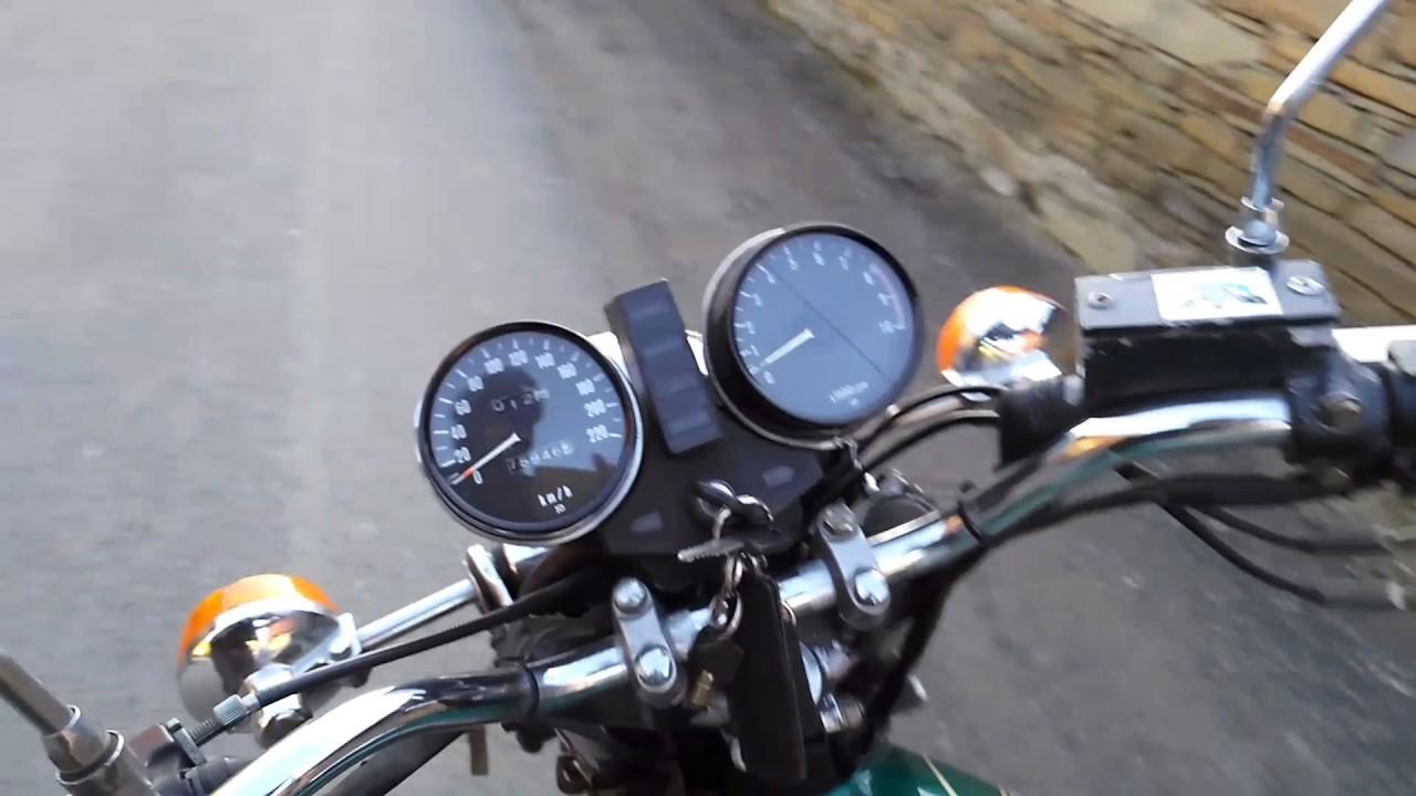 My Kawasaki Z650 B