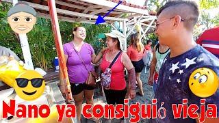 """Hasta los nuevos amigos de Nicaragua vieron que Nano esta arruinado😂 """"Nano ama a los maricas"""" Par 2"""