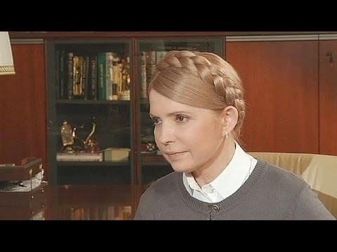 Tymoshenko: 'only US and EU can stop Russian aggression in Ukraine'