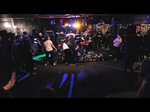 Refuge - Full Set - Championship Bar - Trenton, New Jersey. 11/10/17