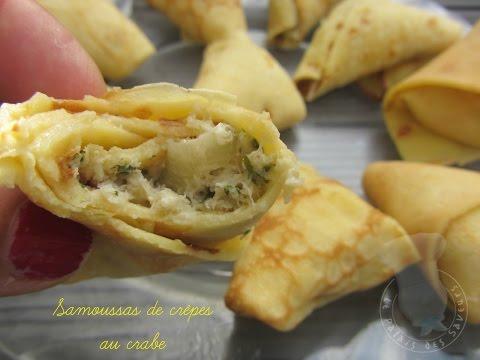 recette-de-samoussas-de-crêpes-au-crabe