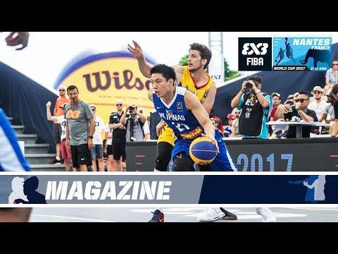 Magazine - FIBA 3x3 World Cup 2017 - Nantes, France