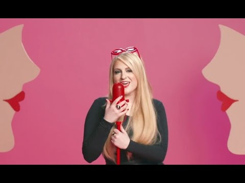 Meghan Trainor - Lips Are Movin Lyrics (New Song 2015) Music Review Video auf Deutsch