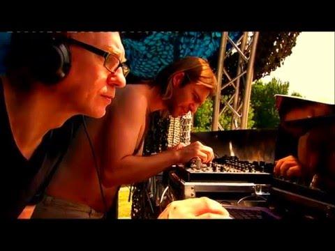 Dave Ellesmere and Gabriel Anandaat Infinity festival  30 min set
