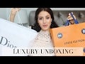 Unboxing Latest Purchases | Louis Vuitton, Dolce&Gabbana, Dior