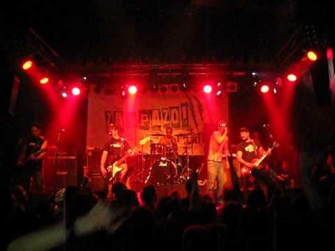 Zarpazo a Cicatriz - Txota (live) @ Jimmy Jazz Gasteiz (2015-05-23)