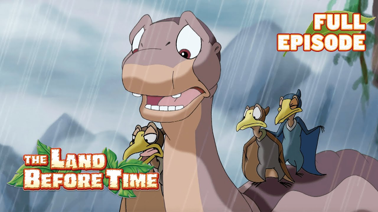 Trouble in the Rain   Full Episode   The Land Before Time
