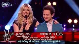 [Vietsub] The Voice UK Season 1 Episode 9 (Phần 2/3) - Liveshow 2
