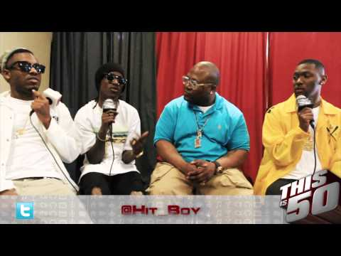 Hit-Boy & Audio Push Speak on G-Unit Remixing