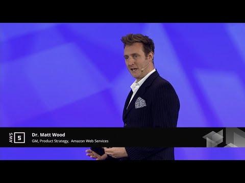 AWS Summit Chicago 2016: Keynote with Dr. Matt Wood