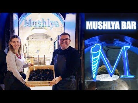 Mushlya Bar   СЕМЬЯ РЕСТОРАНОВ ДИМЫ БОРИСОВА