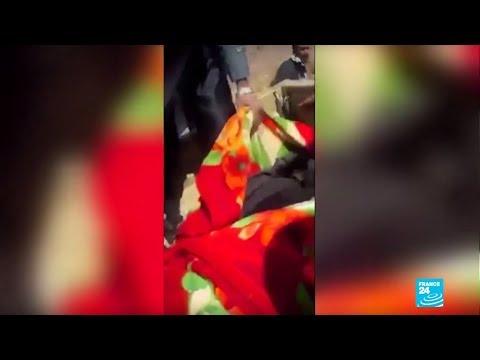Yemen: Video purportedly show former president Ali Abdullah Saleh's slain body