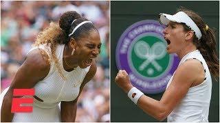 Serena's dominance, Konta's comeback and more women's singles | 2019 Wimbledon Highlights