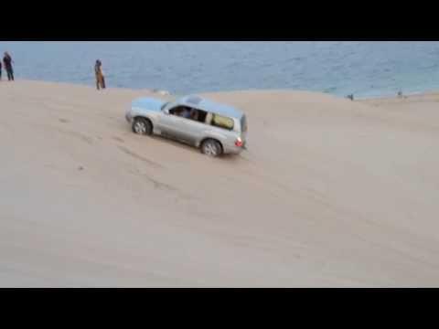 Desert driving qatar
