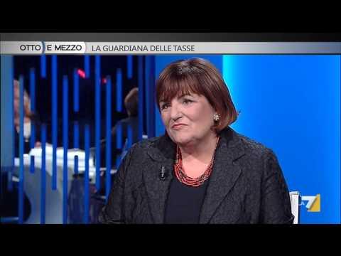 Otto e mezzo - La guardiana delle tasse (Puntata 29/09/2015)