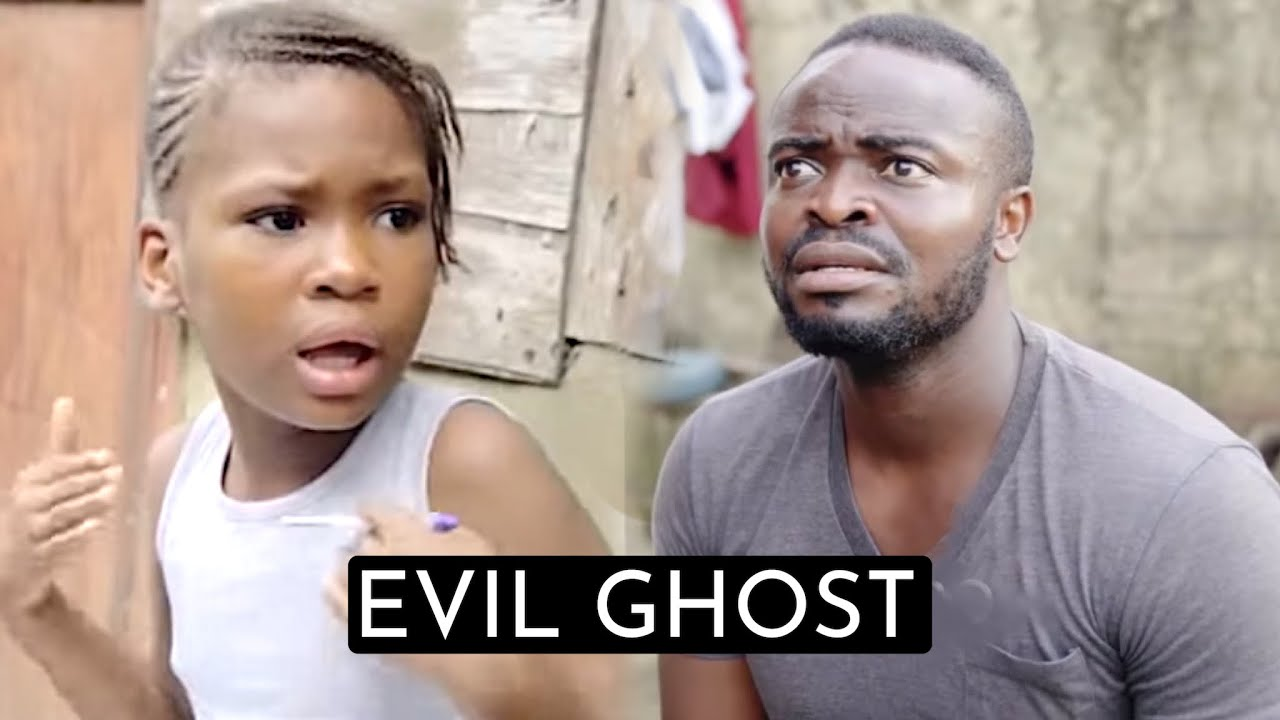 EVIL GHOST (Mark Angel Comedy)