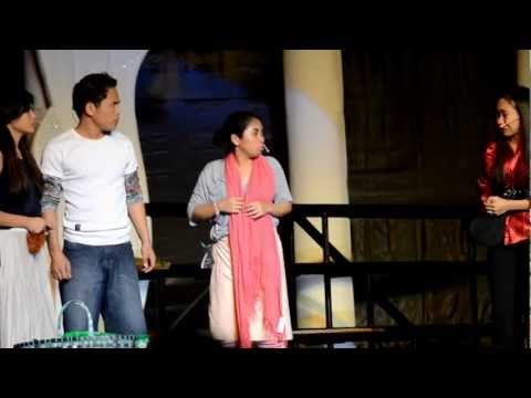 Video Clip from the original filipino musical play entitled