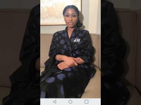Nicki Minaj Dragging Remy Ma On Instagram Live