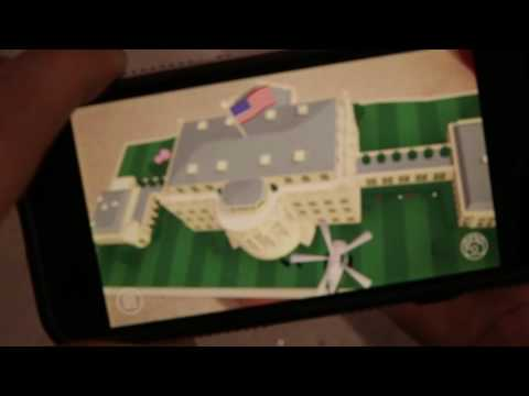 Cool 1600 White House App | Augmented Reality