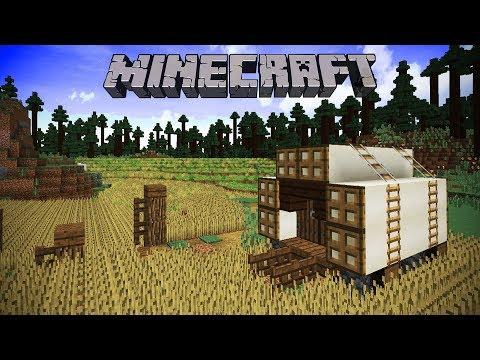 Wagon & Massive Field | Minecraft 1.12...