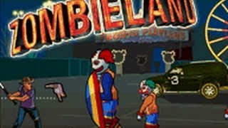 Zombieland - Full Gameplay Walkthrough