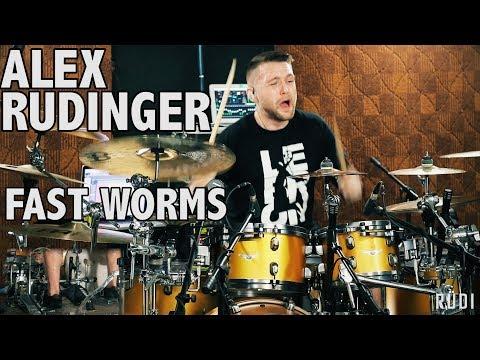 "Alex Rudinger - Intronaut - ""Fast Worms"""